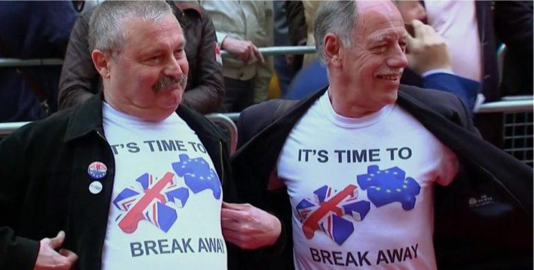 Diffusion du film » Brexit, les coulisses d'un divorce»